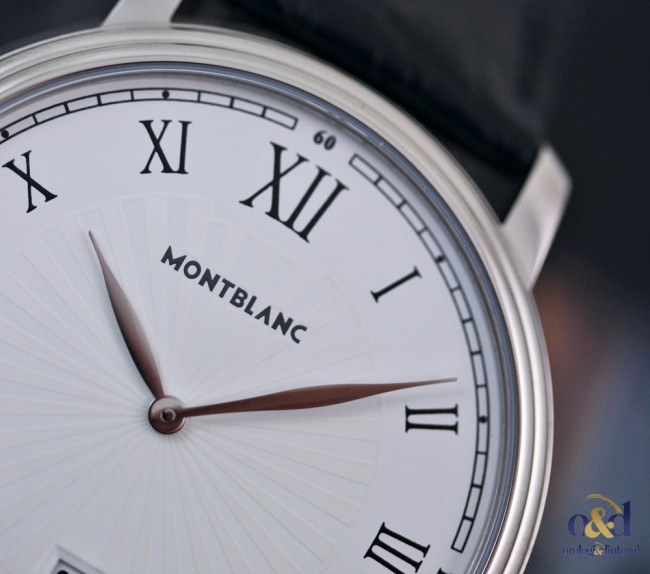 5bb1fda2d Montblanc Tradition Date 40mm ref. 112633 - Orologi&Dintorni