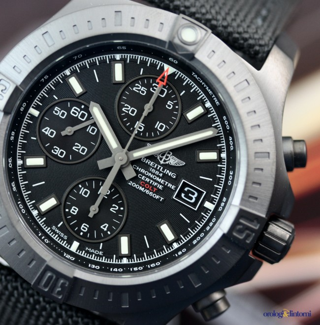 breitling colt chronograph automatic ref m1338810 bf01 109w orologi dintorni. Black Bedroom Furniture Sets. Home Design Ideas