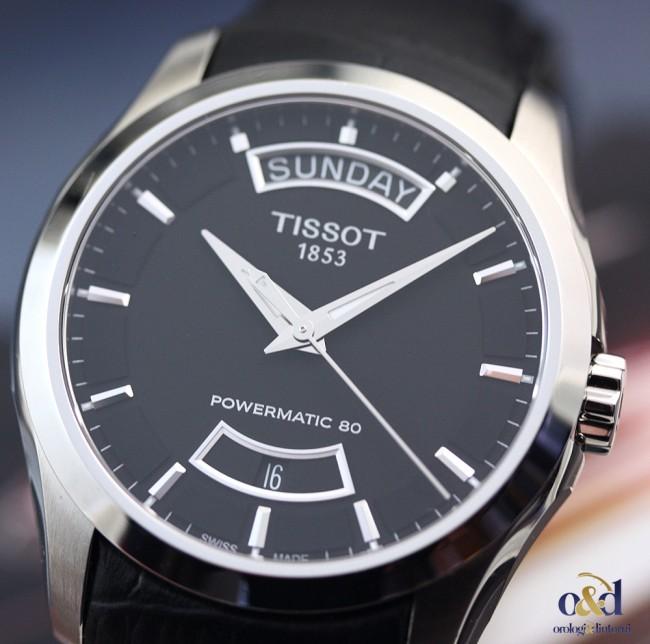 2c4ac8110 Tissot Couturier Powermatic 80 Automatic ref. T0354071605102 ...