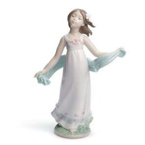 Lladro Porcelain SOFT BREEZE ref. 01008430