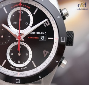 Montblanc TimeWalker Chronograph Automatic ref. 116097