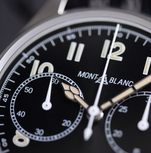 Montblanc 1858 Automatic Chronograph ref. 117835