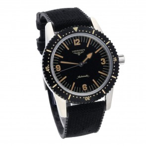Longines Skin Diver Watch ref. L2.822.4.56.9