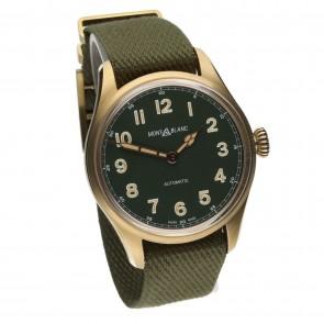 Montblanc Heritage GMT ref. 119949