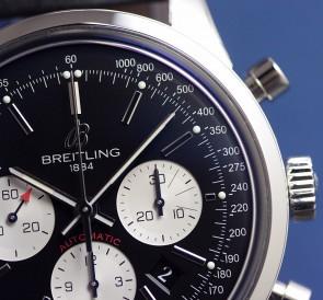Breitling Transocean Chronograph ref. AB015212/BF26/435X
