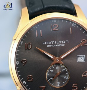 Hamilton Jazzmaster Maestro Small Seconds Automatic ref. H42575783