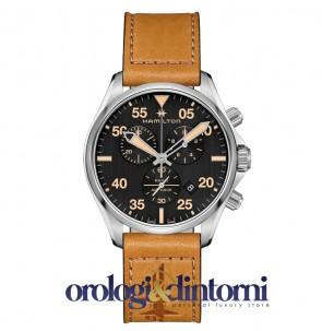 Hamilton Khaki Pilot Chrono ref. H76722531
