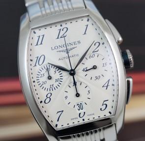 Longines Evidenza Chronograph ref. L2.643.4.73.6