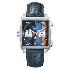 TAG Heuer Monaco Calibre 11 Gulf Special Edition ref. CAW211R.FC6401