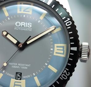 Oris Divers Sixty-Five Deauville ref. 01 733 7707 4065-07 4 20 18
