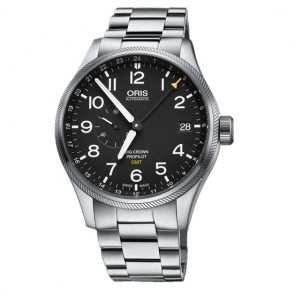 Oris Big Crown ProPilot GMT Small Second ref. 01 748 7710 4164 07 8 22 19