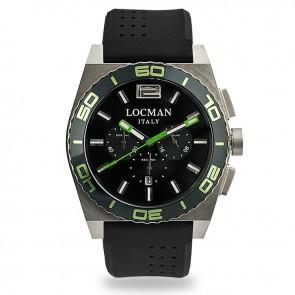 Locman Stealth Cronografo Quarzo Ref. 021200KG-BKKSIK
