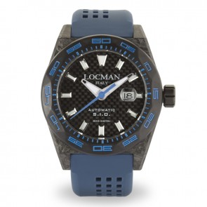 Locman Stealth Carbon Automatico Ref. 0216V3-CBCBNKBS2E