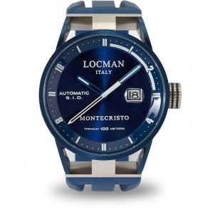 Locman Montecristo Automatico ref. 0511BLBLFWH0SIB