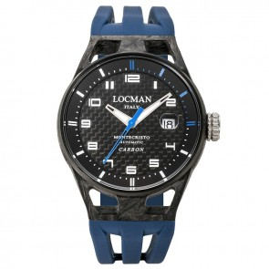 Locman Montecristo Only Time Automatico ref. 0544C09S-CBCBWHSB