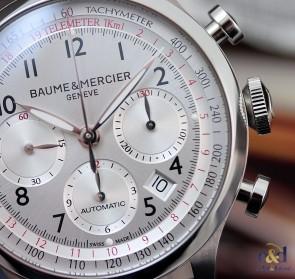 Baume & Mercier Capeland Chronograph ref. 10005
