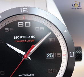 Montblanc Timewalker Date Automatic ref. 116060