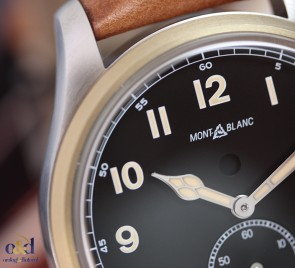 Montblanc 1858 Automatico Dual Time ref. 116479