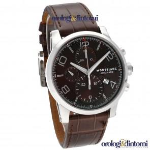 Montblanc Timewalker Cronografo Automatico Club Brown ref. 106503