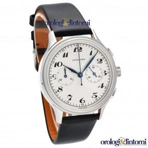 Longines Heritage Cronografo 40mm ref. L2.827.4.73.0