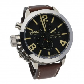 U-Boat Classico 50 Tungsteno Cas 1 Movelock ref. 8077
