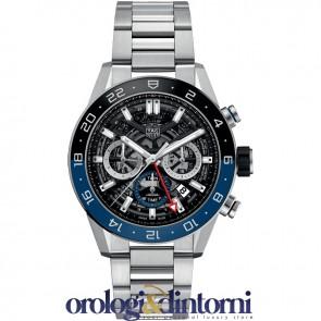 TAG Heuer Carrera Heuer 02 GMT ref. CBG2A1Z.BA0658
