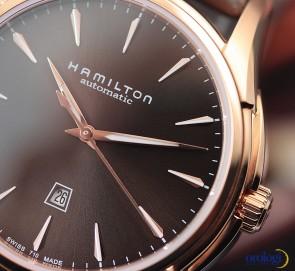 Hamilton Jazzmaster Viewmatic Orologio Donna Automatico ref. H32335971