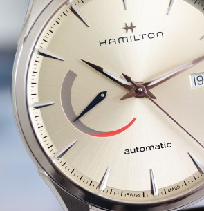 Hamilton Jazzmaster Power Reserve Automatic ref. H32635521