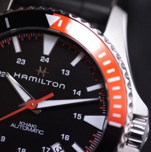 Hamilton Khaki Navy Scuba Automatico ref. H82305331
