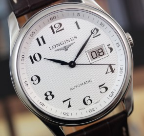Longines Master Collection Grand Data ref. L2.648.4.78.3