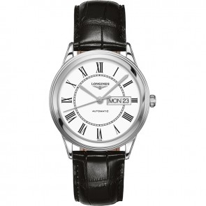 Longines Flagship  38.5 Automatico Day Date ref. L4.899.4.21.2
