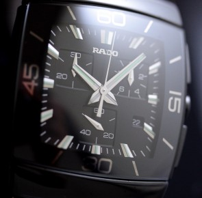 Rado Sintra Chronograph Ceramic ref. R13477172