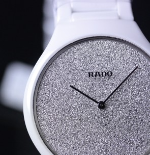 Rado True Thinline Ceramica Bianca R27007092