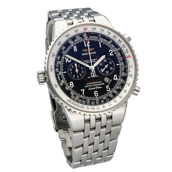 Orologio Secondo Polso Breitling Navitimer Heritage Chrono-Matic Edizione Limitata ref. A53360