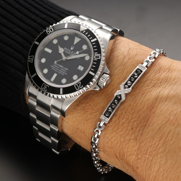 2003 Rolex Sea-dweller 16600
