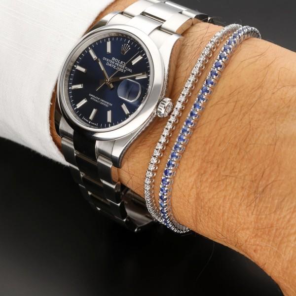 Orologio Secondo Polso Rolex Datejust 36 ref. 126200