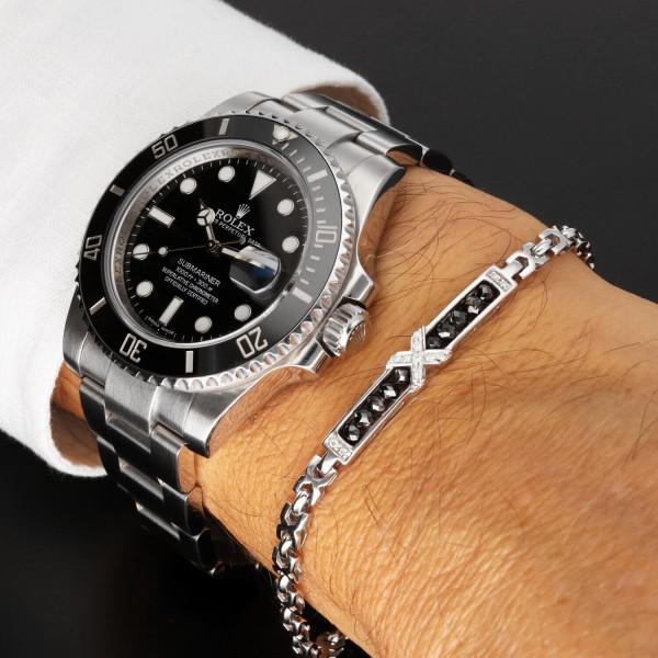 2014 Rolex Submariner Date 116610LN con Scatola e Garanzia