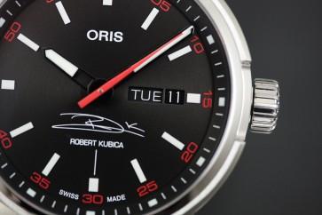 Oris Williams Robert Kubica ref. 01 735 7740 4184 set RS