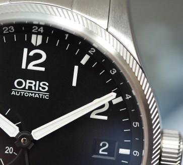 Oris Big Crown ProPilot GMT Small Second ref. 01 748 7710 4164 07 8 22 19