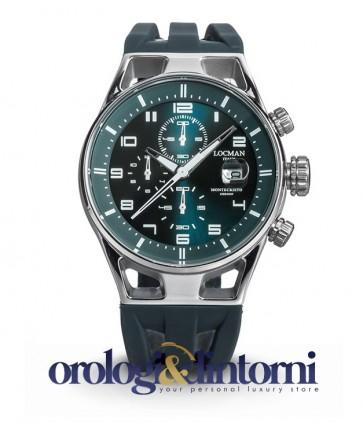 Locman Montecristo Chronograph ref. 0542A19S-00PTWHSL