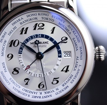 Montblanc Star World Time ref. 106465