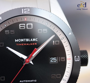 Montblanc Timewalker Date Automatic ref. 116060