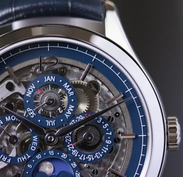 Montblanc Heritage Chronometrie Perpetual Calendar ref. 118513