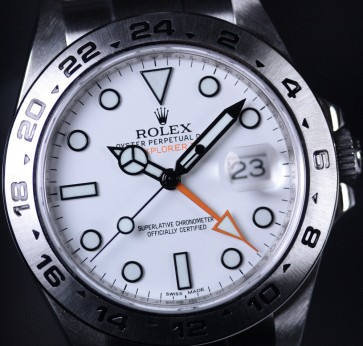 2015 Rolex Explorer II ref. 216570