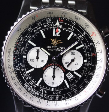 2002 Breitling Navitimer 50th Anniversary ref. A4132212/B633