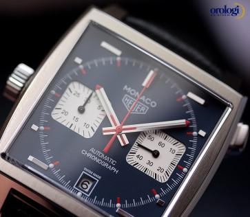 TAG Heuer Monaco Calibre 11 Steve McQueen ref. CAW211P.FC6356