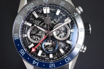 TAG Heuer Carrera Heuer 02 GMT ref. CBG2A1Z.FT6157