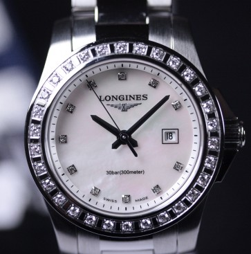 Longines Conquest Ladies ref. L3.258.0.89.6