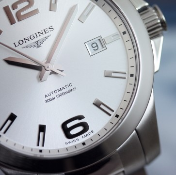 Longines Conquest Automatic 41 ref. L3.677.4.76.6