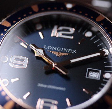 Longines HydroConquest 41 Blue ref. L3.740.3.98.7